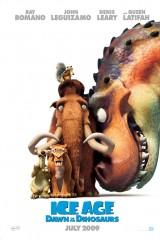 Ledus laikmets 3: Dinozauru ēra plakāts