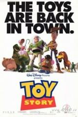 Rotaļlietu stāsts 3D plakāts