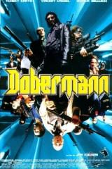 Dobermanis plakāts
