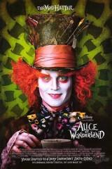 Alise Brīnumzemē plakāts