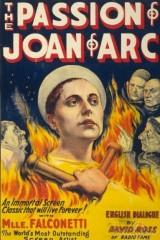 Žannas Darkas ciešanas plakāts