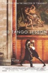 The Tango Lesson plakāts