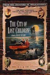 Pazudušo bērnu pilsēta. plakāts