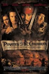 Karību jūras pirāti plakāts