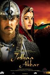 Džodha un Akbars plakāts