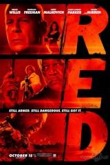 RED aģenti: atvaļināti un sevišķi bīstami plakāts