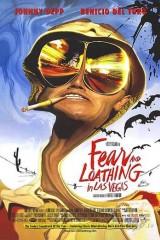 Bailes un naids Lasvegasā plakāts