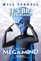 Megamainds plakāts