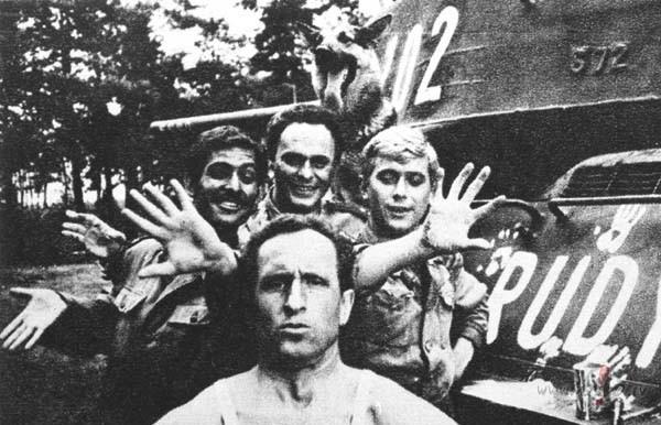 Filmas Četri tankisti un suns 12 - attēls no filmas