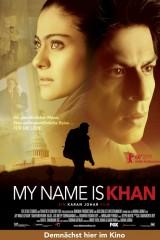 Mans vārds ir Khans plakāts