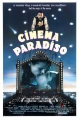 Jaunais kino Paradiso plakāts