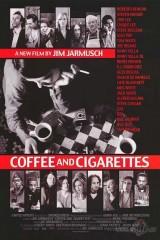 Kafija un cigaretes plakāts