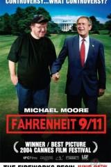 9/11 pēc Fārenheita plakāts