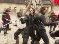 Trīs musketieri 3D foto 3