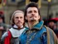 Trīs musketieri 3D foto 14