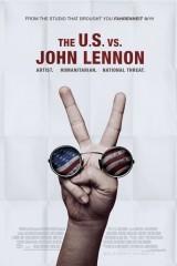 ASV pret Džonu Lenonu plakāts
