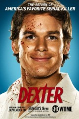 Deksters plakāts