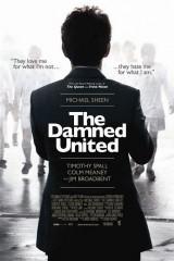 Nolādētais United plakāts