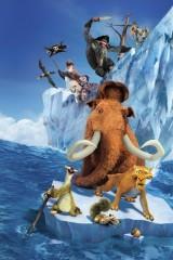 Ledus laikmets 4: Kontinentu dreifs plakāts