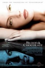 Asinis un šokolāde plakāts
