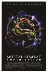 Mortal Kombat 2 plakāts