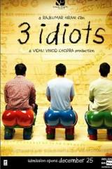 Trīs Idioti plakāts