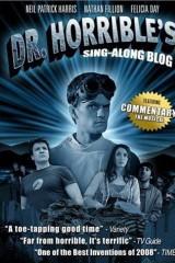 Dr. Briesmīgā dziesmu blogs plakāts