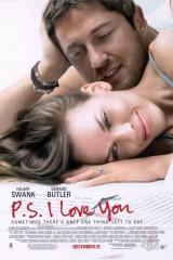 P.S. Es tevi mīlu plakāts