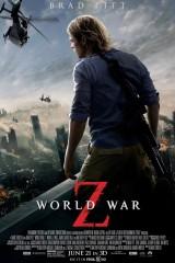 Pasaules karš Z plakāts