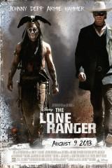 Vientuļais reindžers plakāts