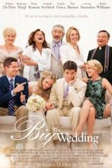 Lielās kāzas plakāts