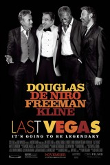 Pēdējā vecpuišu ballīte Vegasā plakāts