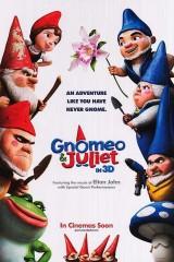Gnomeo un Džuljeta plakāts