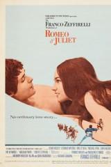 Romeo un Džuljeta plakāts