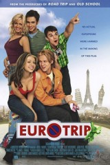 Eiropas ceļojums plakāts