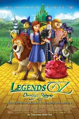 Brīnumainā Oza zeme plakāts