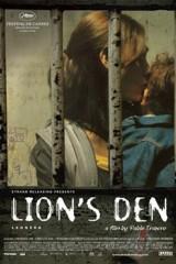 Lauvu midzenis plakāts