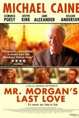 Morgana kunga pēdējā mīla plakāts
