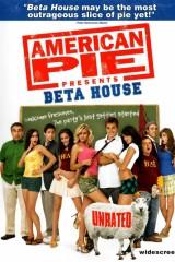 Amerikāņu pīrāgs 6: Beta māja plakāts