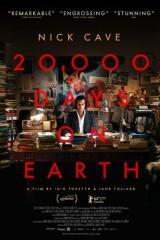 Nika Keiva 20000. diena plakāts