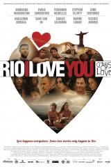 Rio, es mīlu tevi plakāts