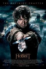 Hobits: Piecu armiju kauja plakāts