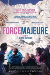 Force Majeure plakāts