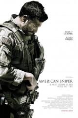 Amerikāņu snaiperis plakāts