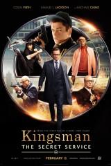 Kingsman: Slepenais dienests plakāts