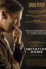 Imitācijas spēle plakāts
