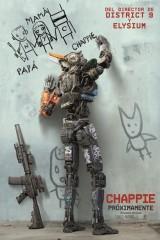 Robots vārdā Čapijs plakāts