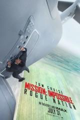 Neiespējamā misija: Slepenā nācija plakāts