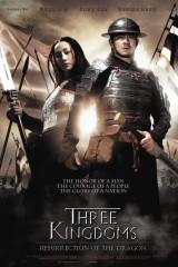 Trīs karaļvalstis: pūķa atgriešanās plakāts