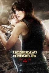 Terminators: Sāras Konoras hronikas plakāts
